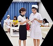 Chia sẻ với bệnh nhân về phương pháp điều trị