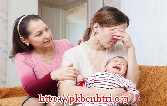 Bệnh trĩ sau khi sinh